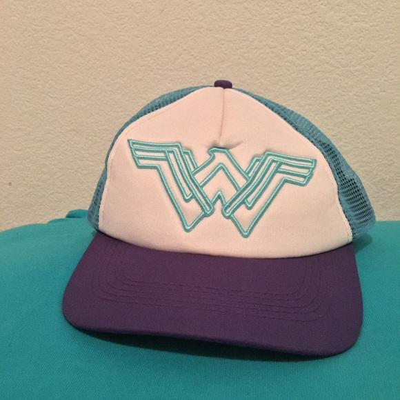 6d92ab40093 Accessories | Wonder Woman Snapback Trucker Cap | Poshmark